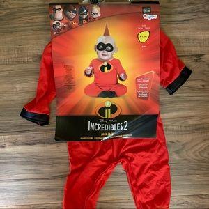 Incredibles 2 Jack Jack 6-12m